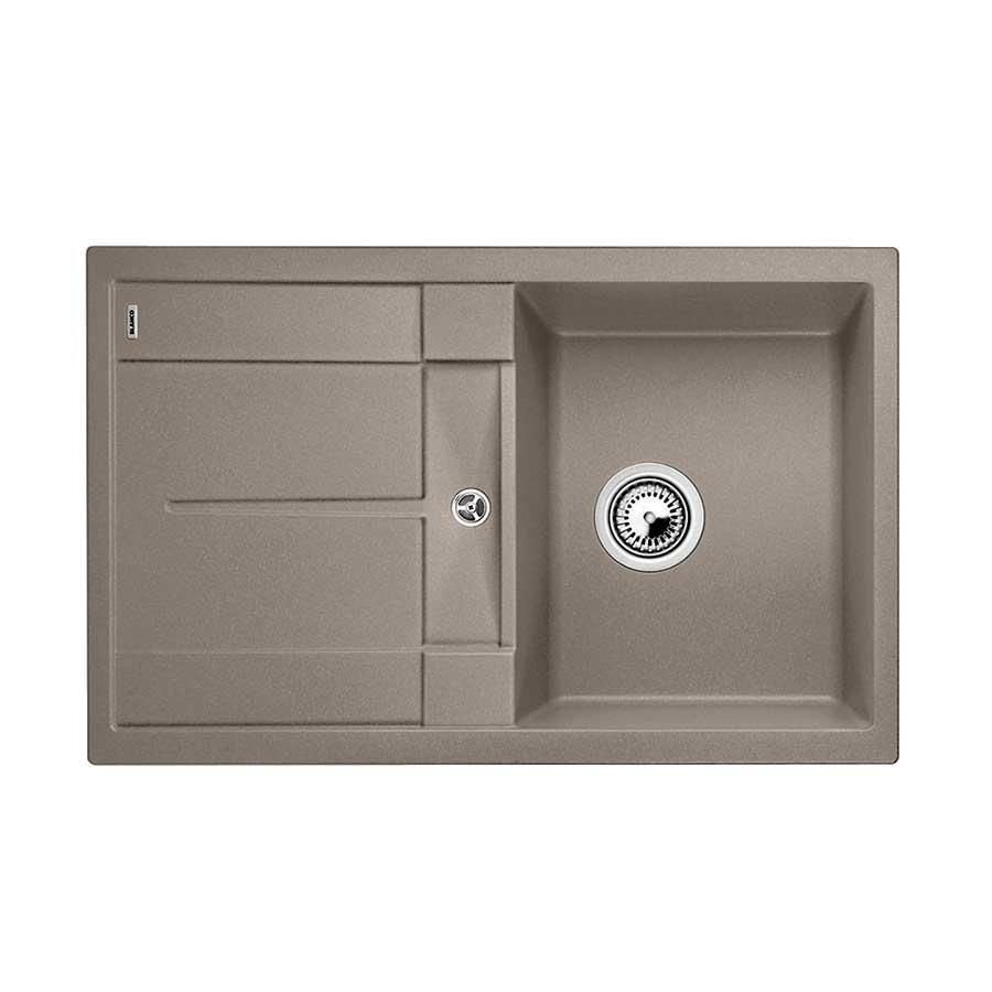 mivka blanco metra 45 s silgranit 517346. Black Bedroom Furniture Sets. Home Design Ideas